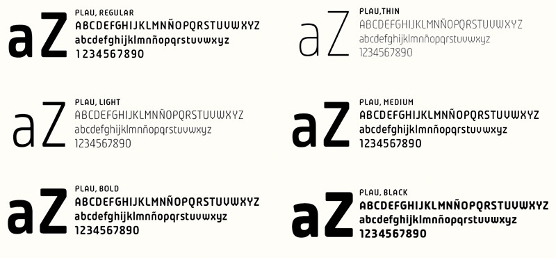 font grooveseed
