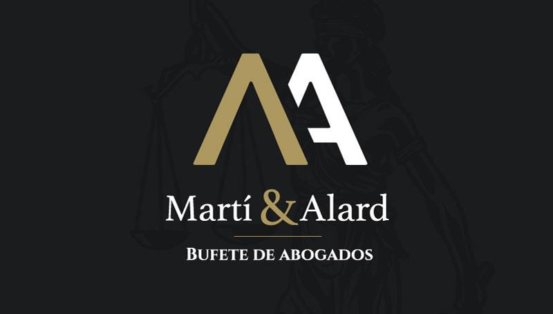 logotipo marti alard